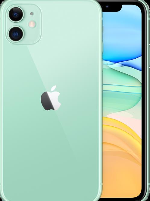 Apple iPhone 11 128GB GSM Unlocked  - Green - A2223 /