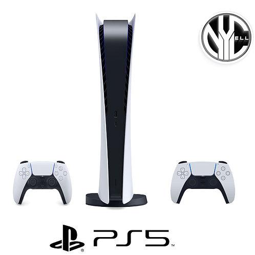 Playstation 5 - Digital Version