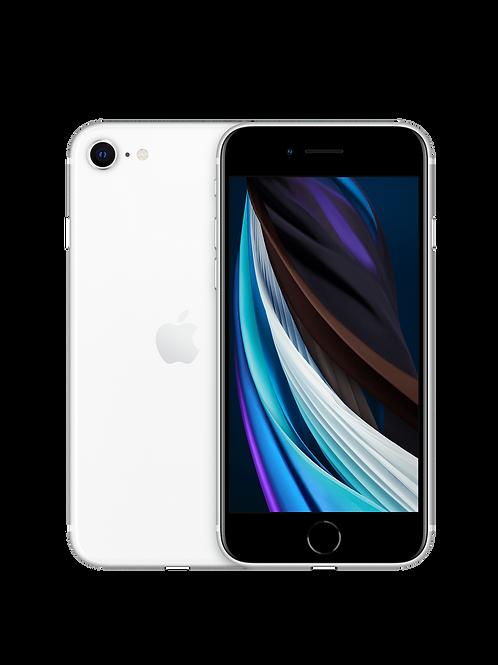 Apple iPhone SE 128GB - White  -  Gsm Unlocked -