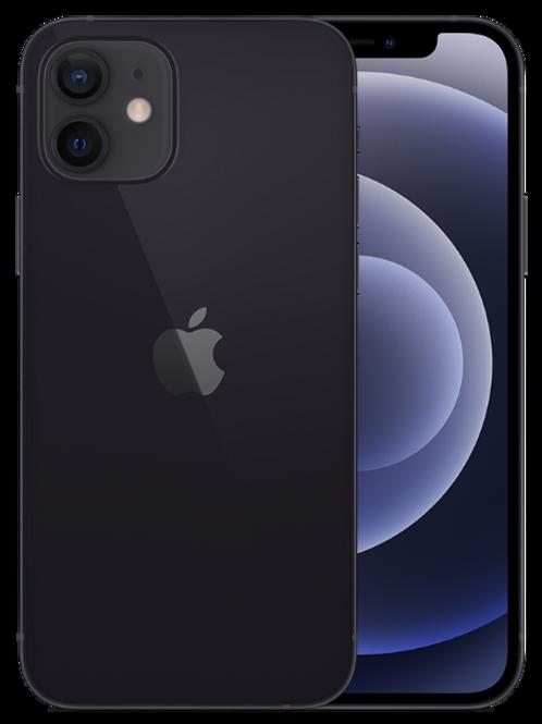 iPhone 12  64gb -  Unlocked - Black