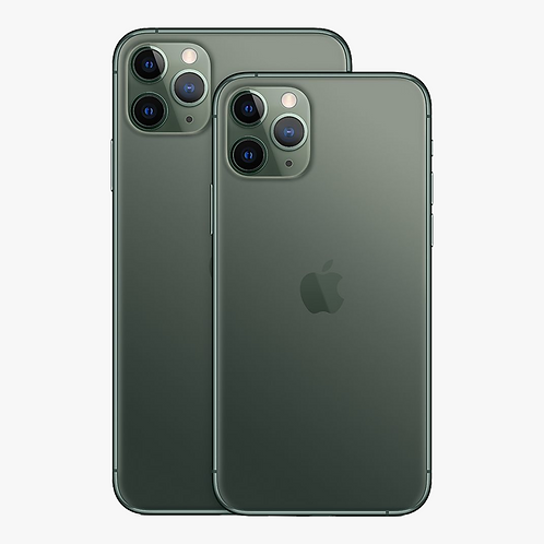 Apple iPhone 11 Pro max 256GB - Mid Nite -GSM Unlocked  - A2161/