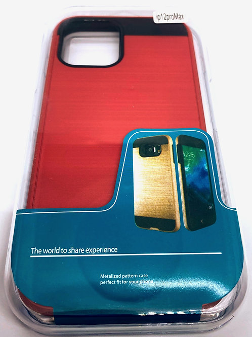 iPhone 12 pro case - Red