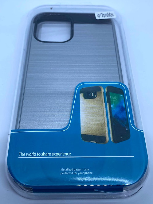 iPhone 12 pro case - Silver
