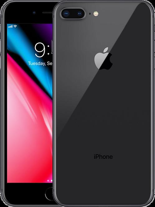 iPhone 8 64gb -  Unlocked - Black
