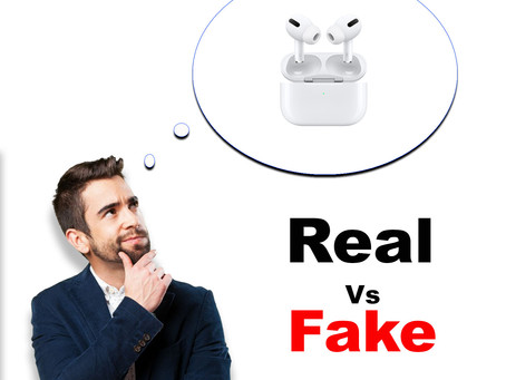 How to Tell If AirPods Pros Are Fake?