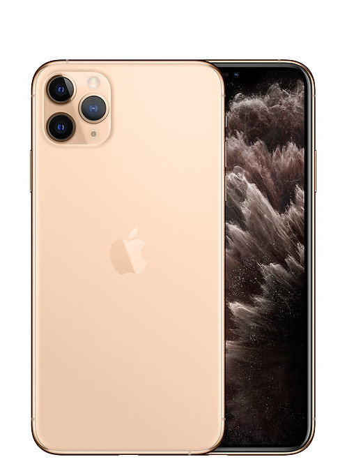 Apple iPhone 11 Pro max 256GB - Gold -GSM Unlocked  - A2161