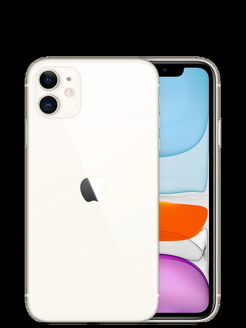 Apple iPhone 11 128GB GSM Unlocked  - White - A2223 /