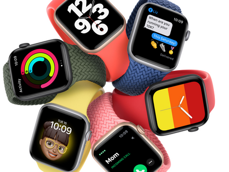 Why update to an Apple Watch Series 6