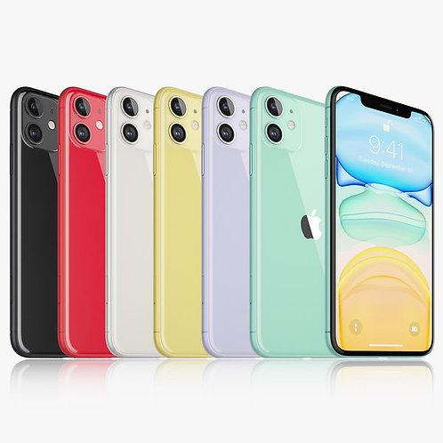Apple iPhone 11 64gb Assorted Colors - 10pcs