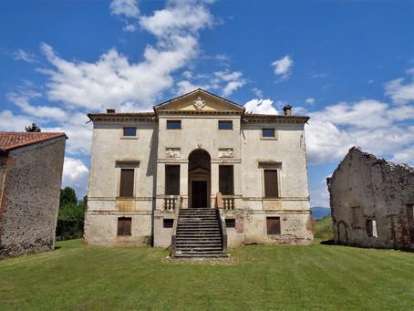 Villa Forni Cerato: storia di un restauro in corso