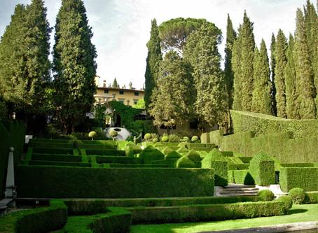 Cecil Pinsent e il giardino di Villa I Tatti
