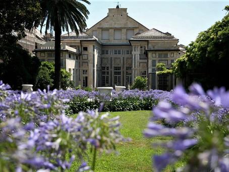 Giardini e ninfei barocchi per la Rolli Days Digital Week