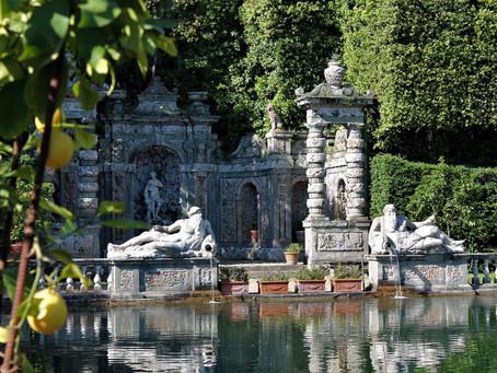 Ritorno a Marlia: viaggio in cinque secoli di arte dei giardini