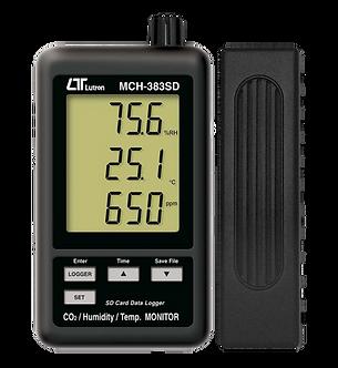 Lutron MCH-383SD 二氧化碳/溫濕度記錄儀