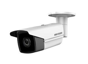 (DS-2CD2T85FWD-I5I8) 8 MP IR Fixed Bullet Network Camera