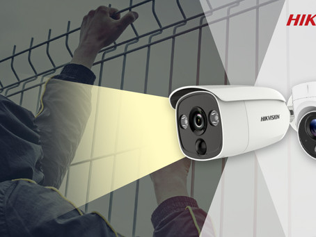 Hikvision Turbo HD PIR 攝影機