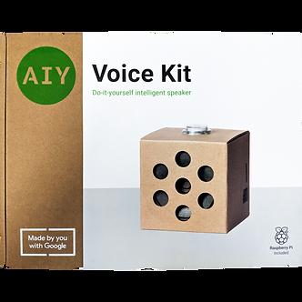 Google AIY Voice Kit v2.0 with Raspberry Pi Zero WH