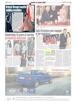 The Times Of India - Mumbai, Wednesday,