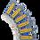 Thumbnail: Fluke MS-POE-KIT MicroScanner PoE Kit