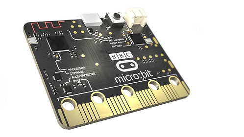 BBC micro:bit with Packaging Box