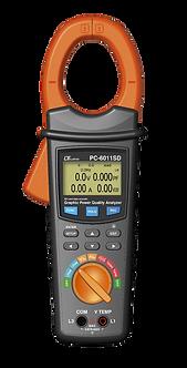 Lutron PC-6011SD 鉗形功率分析儀