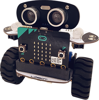 LOBOT Qbit, Self-balancing Robot Kit for micro:bit