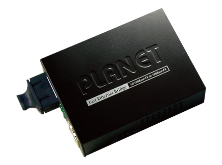 PLANET FE>FX 光電轉換器