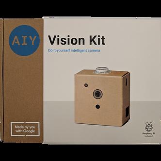 Google AIY Vision Kit v1.1 with Raspberry Pi Zero WH