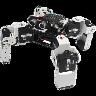 LOBOT Alienbot, 4-leg Robot for micro:bit, Unassembled