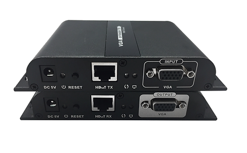 朗強 1080p VGA UTP 線傳送器