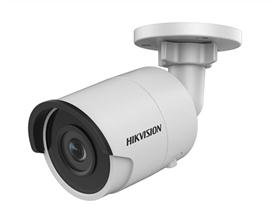 (DS-2CD2085FWD-I) 8 MP IR Fixed Bullet Network Camera