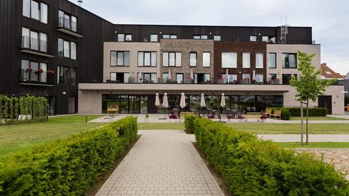 Het WZC van de week: WZC de Gerstjens, deel van Seniors Care-Ion, in Erembodegem
