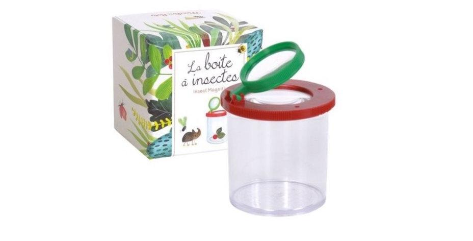 La boite à insectes