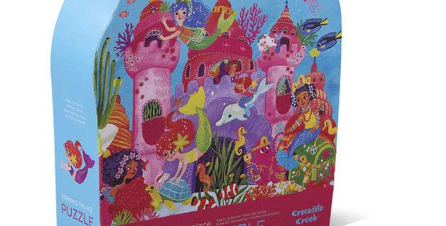 36 pcs Shaped Puzzle - Mermaids Palace