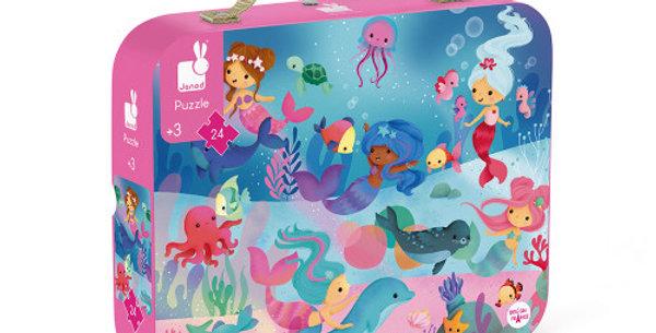 Puzzle Sirenes - 24 pcs