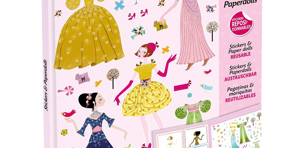 Stickers - Robes des 4 saisons