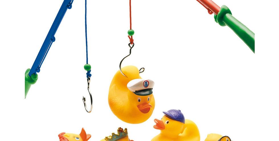 Jeux d'adresse - Pêche aux canards