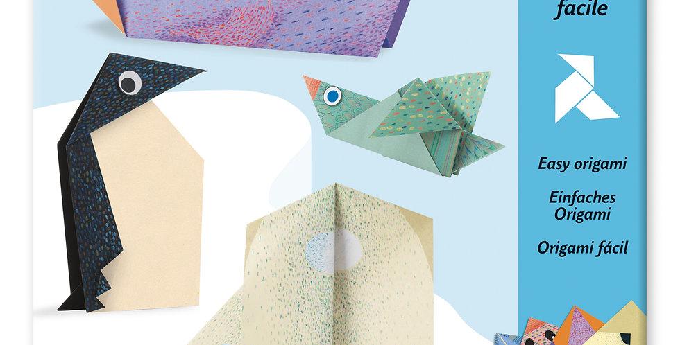 Origami - Animaux polaires
