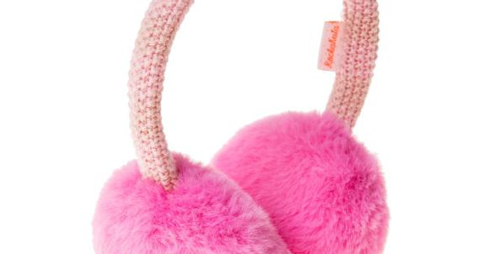 Earmuffs jelly pink