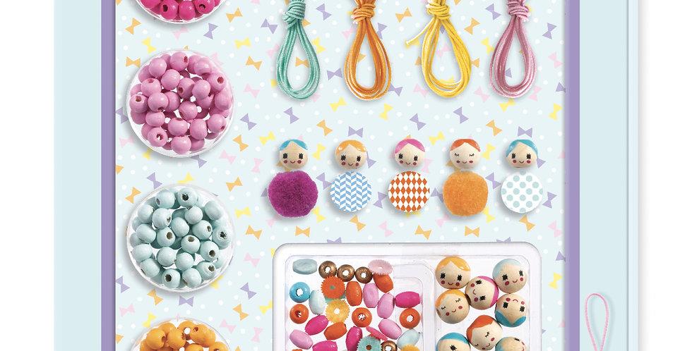 Oh les perles - Perles et puces