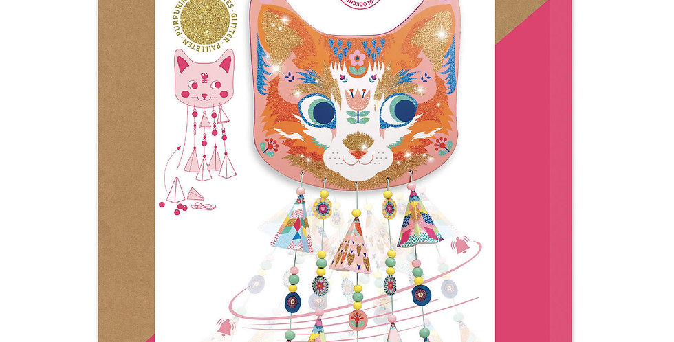DIY - Carillon Kitty