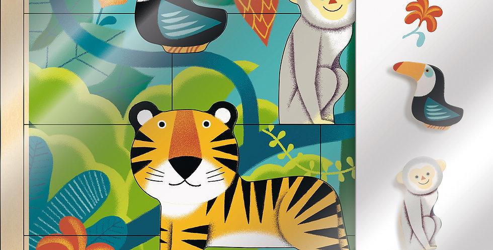 Puzzles bois - Puzzlo Jungle