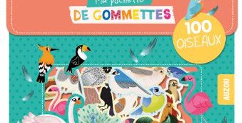 Gommettes - Oiseaux