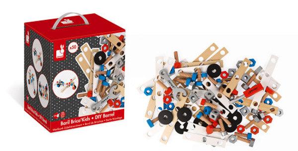 Baril Brico'kids 50 pieces
