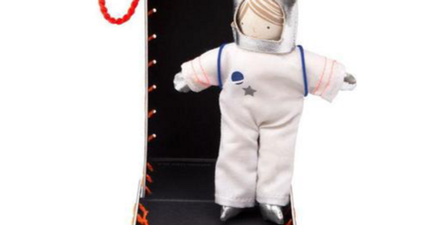 Mini valise Astronaute