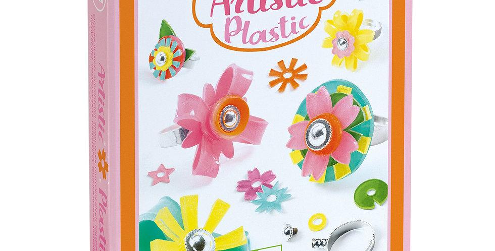 Artistic Plastic - Collection de bagues