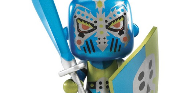Arty Toys Chevaliers - Metal'ic Spike Knight - Edition limitée