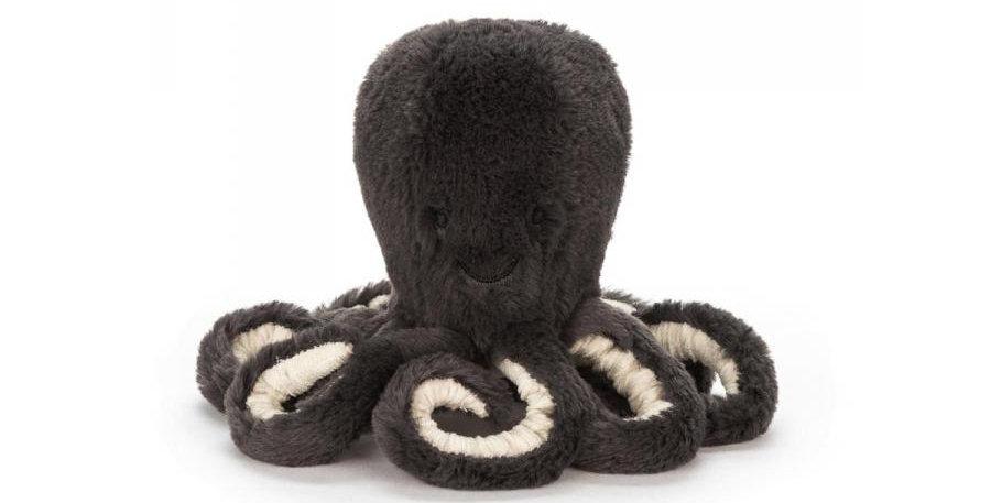 Inky octopus baby