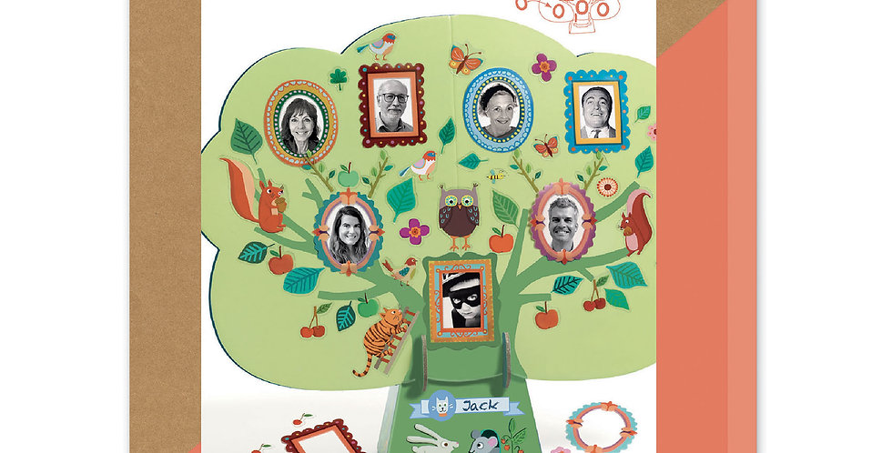 DIY - Ma famille arbre généalogique