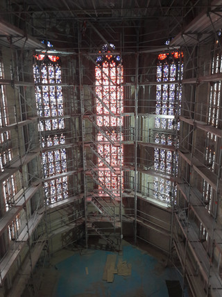 Alzey Nikolaikirche Chorraum